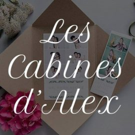 Pages web – Les Cabines d'Alex